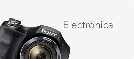 Categoría electrónica en Amazon