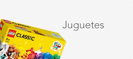 Categoría juguetes en Amazon